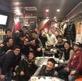 大人数でのご宴会もKorean Dining チャンソリ家へ♪最大50名様まで収容可能です!