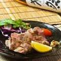 料理メニュー写真イベリコ豚炙り焼きステーキ