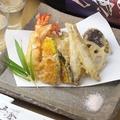 料理メニュー写真本日のおまかせ天ぷら