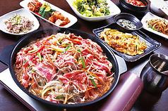 韓国料理 きむち屋のコース写真