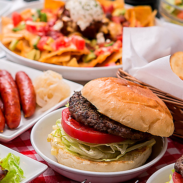 This is the burger ディスイズザバーガーのおすすめ料理1