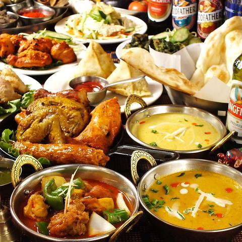 インド料理 チャンダー