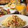 料理メニュー写真◆アンチョビとキャベツのパスタ【ペペロンチーノ】◆
