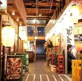 串カツ拳 伝承店 静岡ゴールデン横丁の雰囲気2