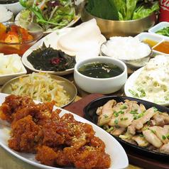 チャカン食堂のおすすめランチ3