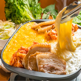 鍋料理 サムギョプサル専門店 なっさむのおすすめ料理3
