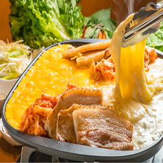 鍋 サムギョプサル専門店 なっさむのおすすめ料理1