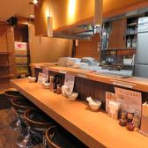 麺屋 藤しろ 練馬店の雰囲気2