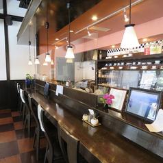 カフェ ドゥ カンパーニュの雰囲気1