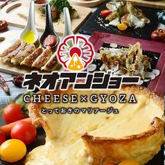 CHEESE STYLE 餃子バル ネオアンジョー 安城駅前店の写真