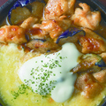 料理メニュー写真うわさのチーズタッカルビ