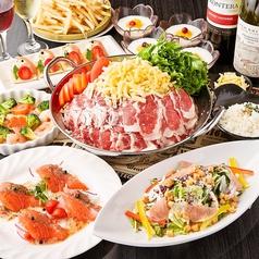 濃厚チーズ×肉バル 池袋BASE 東口店のおすすめ料理1