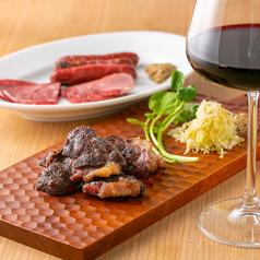 焼き鳥居酒屋 山と串とワイン ジビエの写真