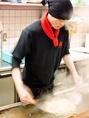 職人の技が光るお好み焼きは病みつきです。