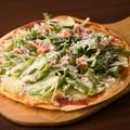 料理メニュー写真ベジタブルピザ
