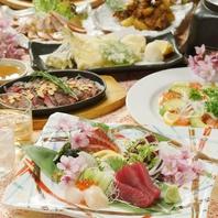 川崎で個室宴会ならお任せ♪各種宴会コースは3000円~
