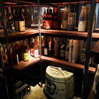 日本酒・焼酎充実。地酒とともに愉しめる瀬戸内の料理