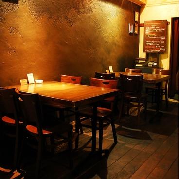 洋風居酒屋 MARLEY マーレイ 広島の雰囲気1