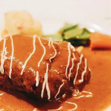 ベルーガのおすすめ料理1