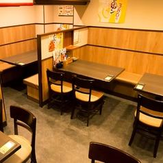 【大宮東口】広い空間でのテーブル席★