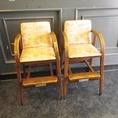 《お子様用の椅子》お子様連れの方も大歓迎です!テーブル席をご利用の場合はお子様用の椅子もご用意いたします。
