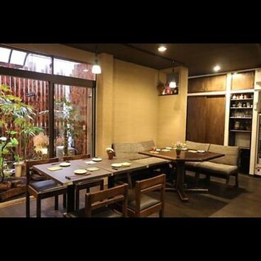 森ん蔵 季節料理と純米酒の雰囲気1
