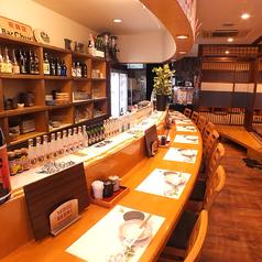 長崎居酒屋 和 KAZUの雰囲気3