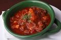 料理メニュー写真牛スジ肉のトマト煮込み