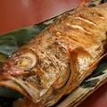 料理メニュー写真日本海のど黒 塩焼き