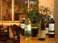 人気上昇中の自然派白ワイン