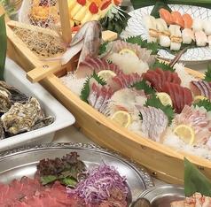 広島三越屋上ビアガーデン 漁庭のおすすめ料理1