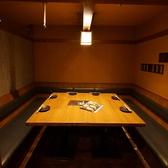 囲んで話せるテーブル席☆仕事帰りにちょっと飲みなどいかがでしょうか☆??常連のお客様などにもご利用頂いております♪気軽にお楽しみ頂けるようなお席になっておりますので、どうぞご利用ください!千里中央エリアでの歓送迎会など各種宴会は三間堂におまかせ下さい