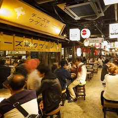 チーズ家 Quelle クヴェレ 岐阜横丁店の雰囲気1