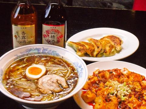 熊谷で57年変わらぬ味の餃子。地元に愛される本格中華をご堪能あれ。