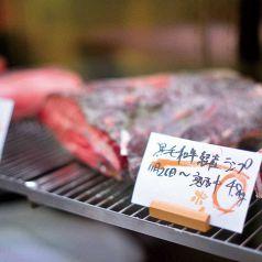 【外観】お肉の熟成具合も確認頂けます