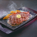 料理メニュー写真リブロースステーキ(225g)