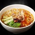 料理メニュー写真86.牛肉刀削麺