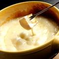 料理メニュー写真独自ブレンド♪CAMPスタイルの温野菜チーズフォンデュ
