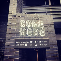 COME HERE コメヒアー 浜松町店の写真
