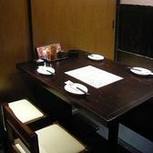 【テーブル個室】炉端焼きと厳選された日本酒・焼酎が自慢の和食居酒屋 奥志摩 名駅本店では、少人数飲み会から大人数宴会までご対応可能の個室席を完備!4名様からお使いいただけますので、ご友人との気軽な飲み会やご接待などにもご対応致します。
