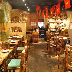 ベトナムカフェレストラン アンゴン ANNGONの雰囲気1