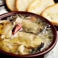 料理メニュー写真牡蠣の和風アヒージョ