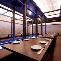 【宴会フロア・離れ】20・30名~最大70名までの宴会個室