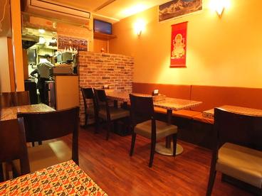 インド・ネパール料理 シマ SEMAの雰囲気1