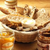 朝食・ランチはもちろん、午後の一休みにも♪