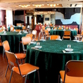 テーブル席も完備しているから洋風宴会も◎(個室)