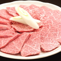 料理メニュー写真国産黒毛和牛 カルビ