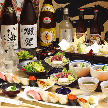 築地寿司岩 川口そごう店のおすすめ料理1