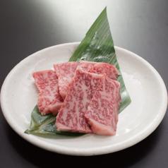 黒毛牛上カルビ<タレ・塩>