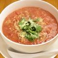 料理メニュー写真温 トマトチーズ素麺
